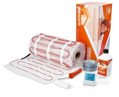 ProWarm™ Electric Underfloor Heating Mats provide a reliable and effective underfloor heating system that can work with tiles and many other floor coverings (installation methods differ, please call us for advice).