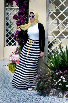 stripe maxi skirt Summer maxi dresses by 27dressez http://www.justtrendygirls.com/summer-maxi-dresses-by-27dressez/
