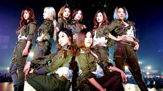 Snsd~ catch me if you can