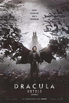 DRACULA UNTOLD:(original poster,2014)