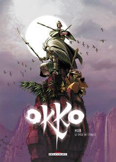 Okko Vol.1 - Magnifique bd créée par Hub