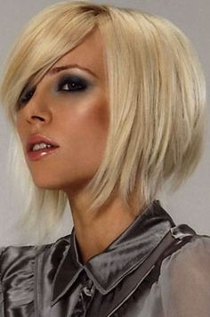 medium bob hairstyles - Google Search ... Cute and tempting for summer.... Hmm