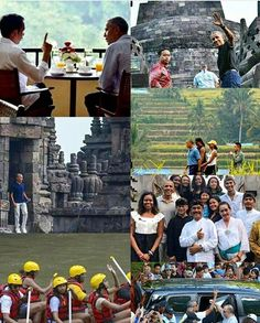 "#VACATION #ENDED #FRIDAY #JUNE30th #2017 #VACATION #SUMMARY #BEGAN #WEDNESDAY #JUNE28th #2017 & #ENDED #FRIDAY #JUNE30th #2017 & #PRESIDENTOBAMA #BACKGROUND #HISTORY #LIVING IN #INDONESIA #YOUNGER #DAYS Thank You for visiting our country #indonesia #barackobama ""Hopefully this visit brings back your childhood memories of Wonderful Indonesia"" #obama #barackobama #bali #yogyakarta #bogor #IndonesiaPresident #Joko #JokowiWidodo suggested thе #trip"