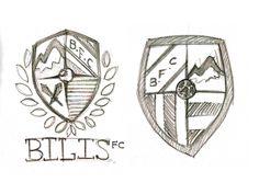 Bilis Football Club by Abdul Shakir, via Behance