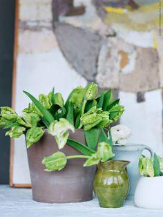 Flowers/ceramics-mix.