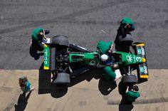 Mid 80s F1