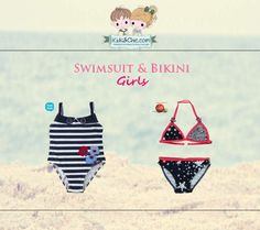 #Swimwear for #girls from #TucTuc and #Boboli. Check at: www.kidsandchic.com/girl/products-girls/girl-beachwear-accessories #girlsclothing #girlsfashion #kidsfashion #trendychildren #kidsclothing #shoppingbarcelona #beach
