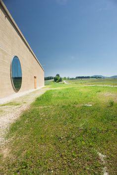 Центр лекарственных трав компании Ricola © Simone Bossi