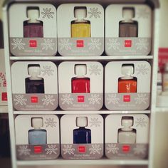 la nostra serie colorata di diffusori