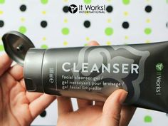 Rise&shine! Wake up your skin today with Cleanser & get ready for the adventure ahead!