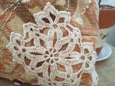 crochet...bag by Lorena C