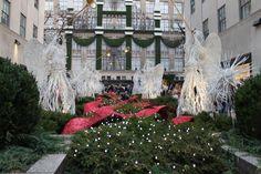 Rockefeller Center - Christmas Angels, New York City