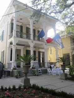 Degas House - New Orleans - USA