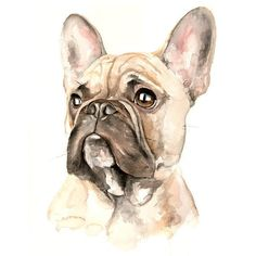 For orders over $ 300 - 25% off Coupon code - OOOFFF25  What you see in the picture above is an example of a watercolor portrait.  CUSTOM PET/ANIMAL PORTRAIT FROM PHOTO  I am extremely passionate about my work, I have been drawing ever since I remember. I pride myself on my customer service and attention to detail. Each portrait I produce is a one-of-a-kind portrait that my clients can treasure for many years to come. My portraits are all traditionally hand-drawn using the very best…