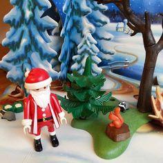 Ich wünsche Euch allen einen schönen Nikolaustag! #ichundkids #ichgradso #adventskalender #advent #playmobil