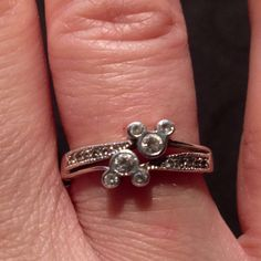 Fantastic Mickey Mouse ring