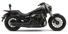 Black Cobra Streetrod Slashdown - Honda Shadow Phantom