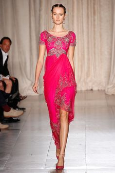 Marchesa Spring 2013 RTW - Review - Collections - Vogue