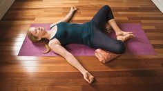 The Healing Power of Restorative Yoga