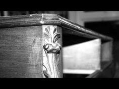 Leuk filmpje over het vak meubel restaureren