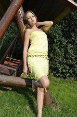 Šaty - mini šaty coccomo - 4325636_