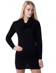 Womens Fashion Cowl Neck Knitted Dress     #fashionwholesaler #cowlneck #ladiesfashion #knitted #onlinefashion #dress #newarrival #neck #winterfashion