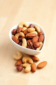 Nuts are good for your brain! <3