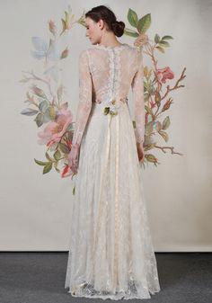 Bridal Inspiration 2013: Artistic Boho Wedding Themes | TulleandChantilly.com