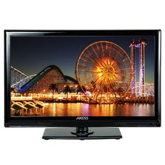 Axess 22 LED AC/DC TV Full HD with HDMI and USB