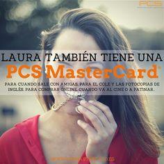 Si tu hijo se va de #Erasmus, olvídate de las típicas tarjetas bancaria... prueba con una PCS MasterCard. www.pcsmastercard.es