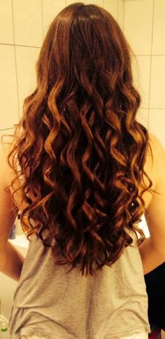 Nice Looking Curls - Hairstyles How To