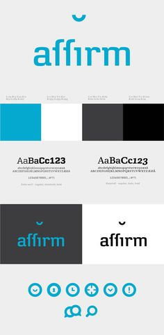 Affirm by Rikke Hindborg, via Behance | #corporate #branding #creative #logo #personalized #identity #design #corporatedesign < repinned by www.BlickeDeeler.de | Have a look on www.LogoGestaltung-Hamburg.de