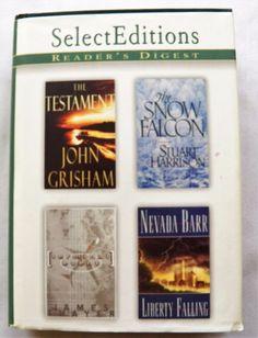 $2.00 - Readers Digest Select Edition Vol. 4 1999 HC DJ (3617-195 BO) novels