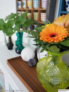 maljakko,kukkakimppu