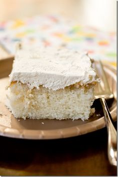 Salted Caramel Sheet Cake