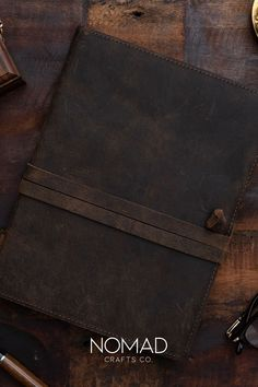 The Nomad Leather Journal is made from naturally tanned full grain leather which feels and smells Amazing. It's soft and very comfortable in the hands. Don't be fooled with competitors using cheap substitutes, this is the real deal. Refillable Journal, Leather Journal, Book Of Shadows, Vintage Paper, Vintage Leather, Feels, Hands, Antiques