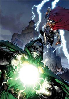 Doctor Doom: Thor #605