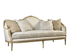 Cybil Wood Framed SofaCybil Wood Framed Sofa x x Seat height: Arm height: Seat depth: How To Clean Furniture, Classic Furniture, Large Furniture, Living Room Furniture, Furniture Design, Wooden Furniture, Caracole Furniture, Reproduction Furniture, Luxury Furniture
