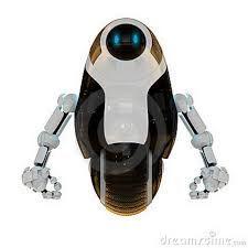 one wheeled robot