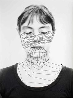 """Self 1975-76"" By Annegret Soltau 