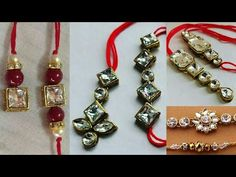 Bridal Gift Wrapping Ideas, Handmade Rakhi Designs, Rakhi For Brother, Rakhi Making, Thread Bangles Design, Rakhi Online, Terracotta Jewellery, Raksha Bandhan, Hand Chain