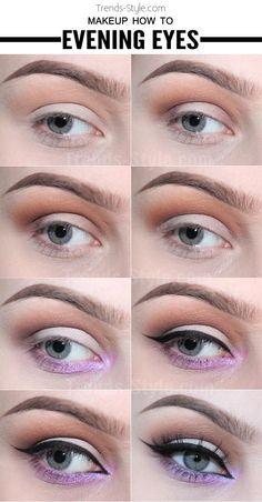 evening eyes