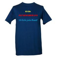 Feuerwehrmann - T-Shirt Unisex