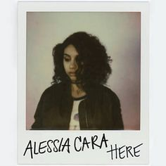 Found Here by Alessia Cara with Shazam, have a listen: http://www.shazam.com/discover/track/261460874