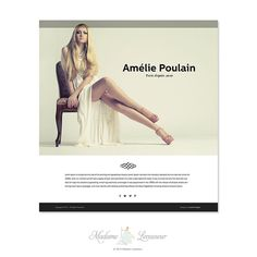 #Wordpress Website #Installation - Custom Web Design #1page Website #LandingPage Design