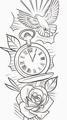 Rose Tattoos For Men, Cool Arm Tattoos, Forearm Sleeve Tattoos, Best Sleeve Tattoos, Dope Tattoos, Sleeve Tattoos For Women, Shoulder Tattoos, Tribal Tattoos, Half Sleeve Tattoos Sketches
