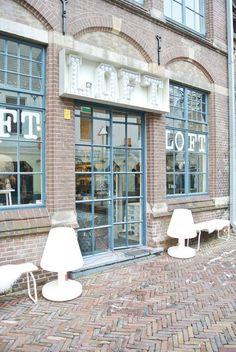 Prachtige lifestyle winkel in Arnhem: Loft Arnhem