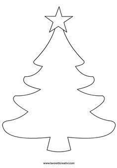 Resultado de imagen de cartamodello albero di natale in feltro Christmas Rock, Christmas Sewing, Christmas Svg, Christmas Colors, Ornament Crafts, Felt Crafts, Holiday Crafts, Felt Christmas Decorations, Felt Christmas Ornaments