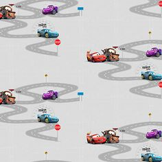 Order Disney Cars Wallpaper to create fantastic wall decor in your living space or browse thousands of other wallpapers at Print A Wallpaper. Order Now! Boys Room Wallpaper, A N Wallpaper, Disney Cars Wallpaper, Wallpaper Please, Car Wallpapers, House Plans, Living Spaces, Kids Room, Wall Decor