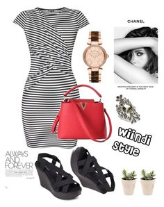 """""""Cô nàng phong cách"""" by sunflower-hainguyen on Polyvore featuring Call it SPRING and Chanel"""